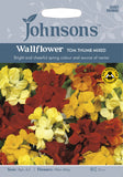 WALLFLOWER Tom Thumb Mixed