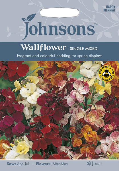WALLFLOWER Single Mixed