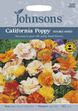 CALIFORNIA POPPY Double Mixed