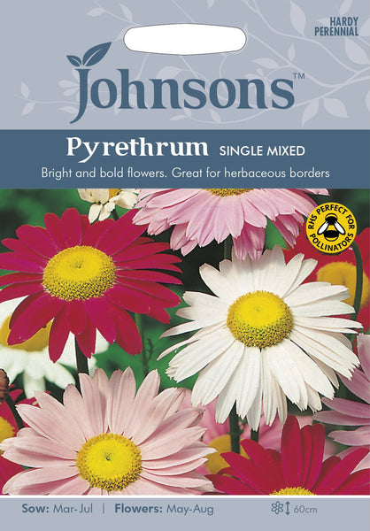PYRETHRUM Single Mixed