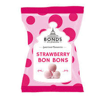 Bonds Of London Strawberry Bon Bons 150g