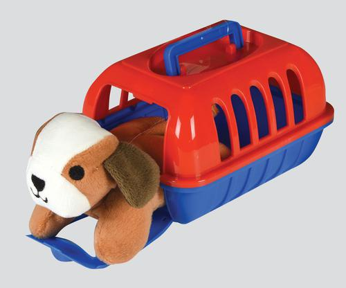 My Play House Pet Carry Case with Toy Dog