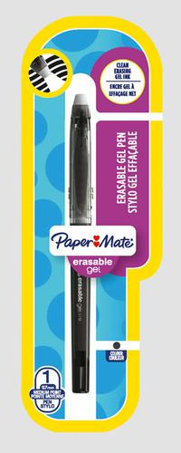 Paper Mate Erasable Gel Black