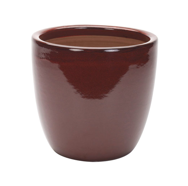 Cambridge Egg Pot 21cm - RED