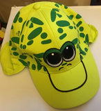 Children's Animal Sun Hat with Neck Guard - 2 Sizes, 4 Designs