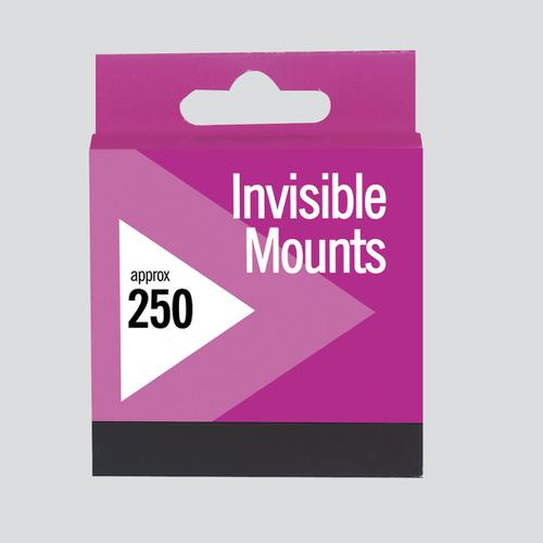 INVISIBLE MOUNTS