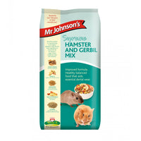 Mr Johnsons Supreme Hamster & Gerbil Mix 900g