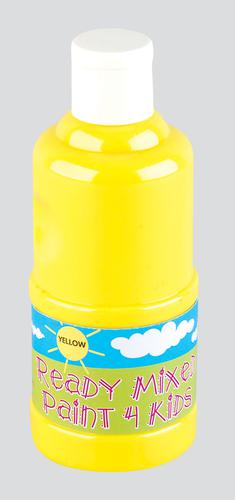 READY MIXED PAINT FOR KIDS - YELLOW