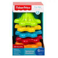 Fisher-Price Spinning Stackers 6 months +