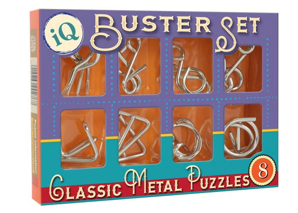 IQ Buster Metal Set 8