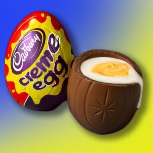 Cadbury Creme Easter Egg