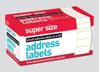 Super Size Address Labels