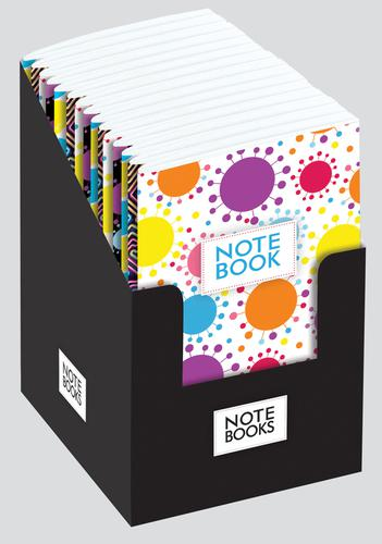 Notebook - Various Colours