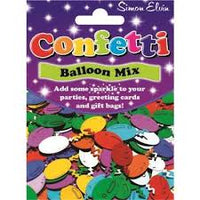 Confetti - Balloon Mix
