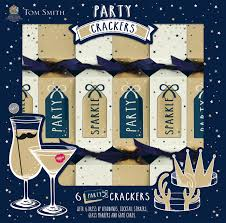 Tom Smith 6 Party Crackers