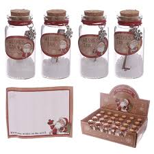 Christmas Wishes Jars