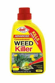 Doff Advanced Concentrated Weed Killer 1L