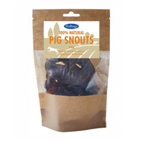 Hollings 100% Natural Pig Snouts 120g