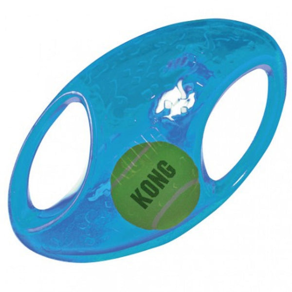 Kong Jumbler Rugby Ball Assorted Large/xlarge