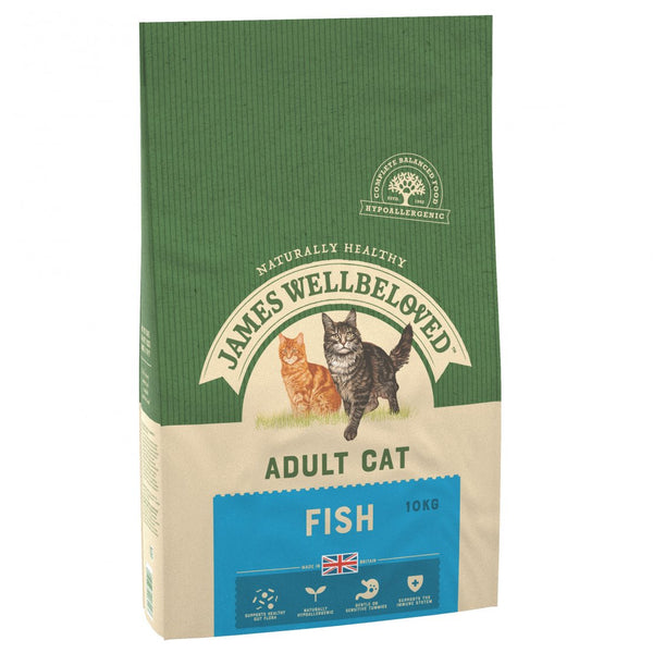 Jwb Adult Cat Fish & Rice 1.5kg