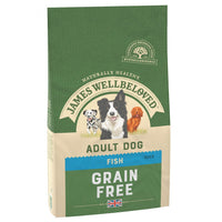 Jwb Adult Dog Maintenance Grain Free Fish Kibble 1.5kg