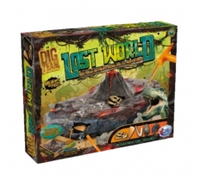 Volcano Dig Kit Kids Mining Digging Excavation Kit Dinosaur Archaeology Set