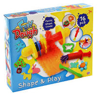 Fun Dough Play Doh - Shape and Play