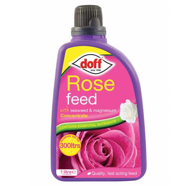Doff Rose Feed with seaweed and magnesium concentrate 1L