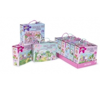 ASSORTED 45PC PUZZLES GIRLS