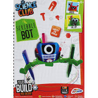 Build Your Own Science Club Scribble Bot