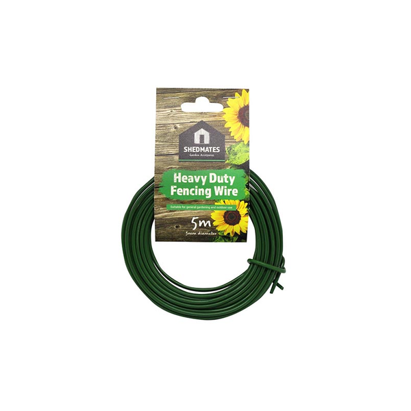 Heavy Duty 3mm  x 5m Fence Wire