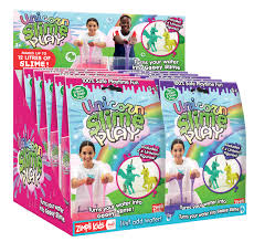 Zimpli Kids Unicorn Slime Play - 2 Colours