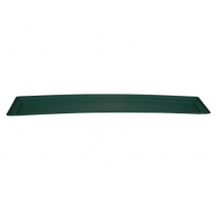 WHITEFURZE 90CM VENETIAN WINDOW BOX TRAY FOREST GREEN
