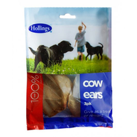 Hollings Cow Ears 3pk
