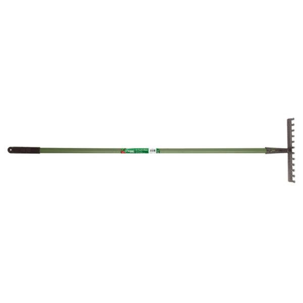 Carbon Steel 12 Tooth Garden Rake