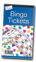 Bingo Tickets - 100 Sheets