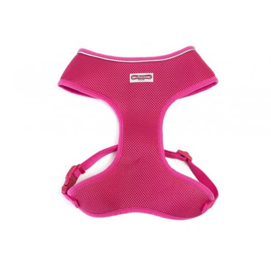 Comfort Mesh Dog Harness Pink Large 53-74cm
