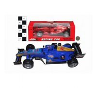 PLASTIC RACING CAR WITH SOUND