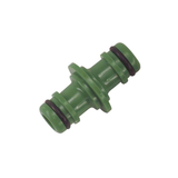 Half inch male, two way adaptor. To join two female fittings.