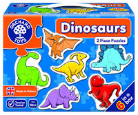 Orchard Toys Jigsaw Puzzle -Dinosaurs Age 18m+