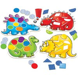 Orchard Toys Game - Dotty Dinosaurs Age 3-6