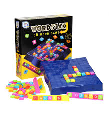 Word Stay 3D Word Game (3D Scrabble)