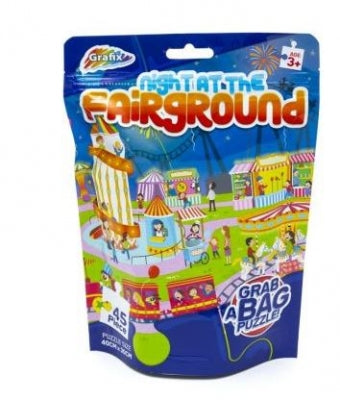 45PC FAIRGROUND PUZZLE IN FOIL BAG