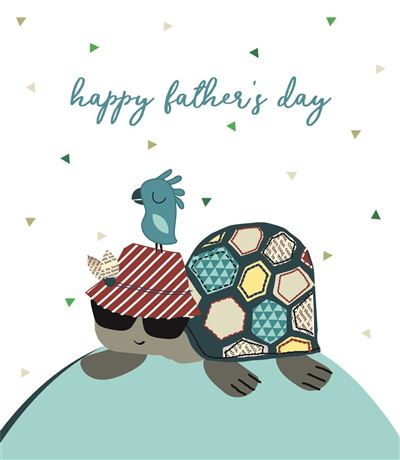 Dad Father's Day Greeting Card