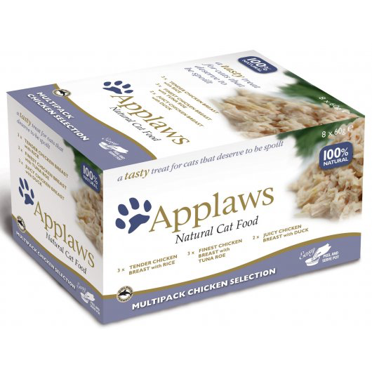 Applaws Multipack Chicken 8 x 60g