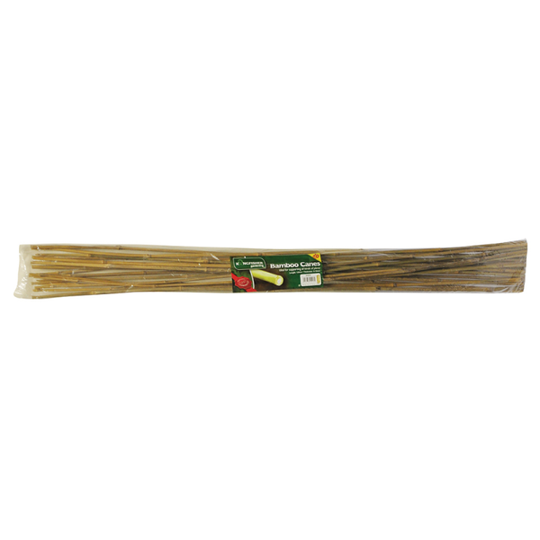 120cm Bamboo Canes 15 pack
