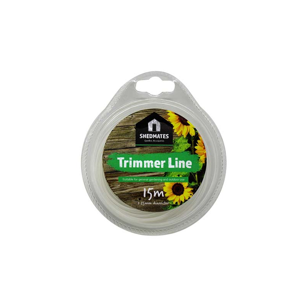 1.25mm x 15m Trimmer Line