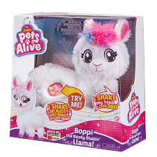 Pets Alive Boppi the Booty Shakin' Llama! Age 2+ SALE NOW £14.99