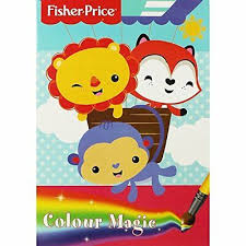 Fisher Price Colour Magic - Just add water