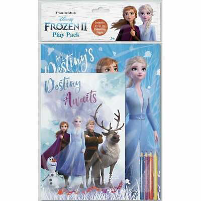 FROZEN II PLAY PACK set 3+
